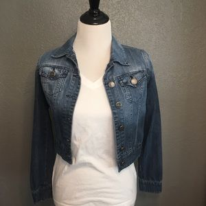 Iris Denim Jacket Size Small